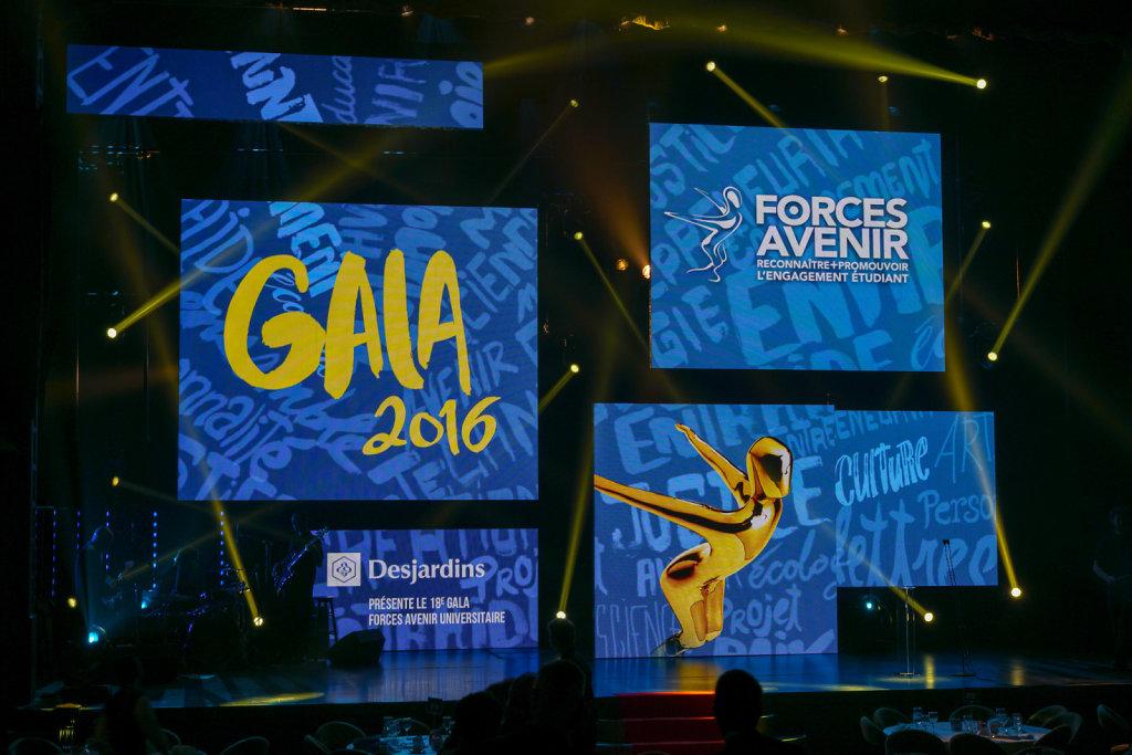 Gala Forces AVENIR